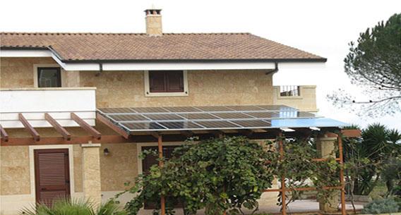 Kit Fotovoltaico Casa 1-6 kW