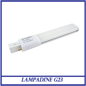 LAMPADINE G23