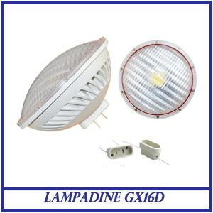 LAMPADINE GX16d