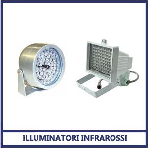 Illuminatori Infrarossi