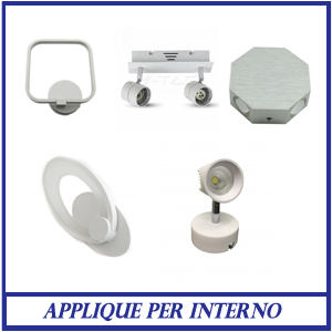 Applique per interno