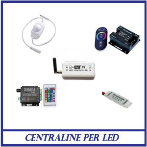 Centraline per LED