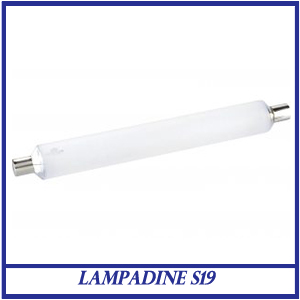 LAMPADINE S19