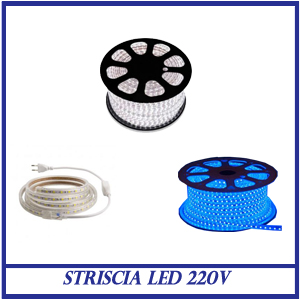 Striscia LED 220V