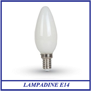 LAMPADINE E14