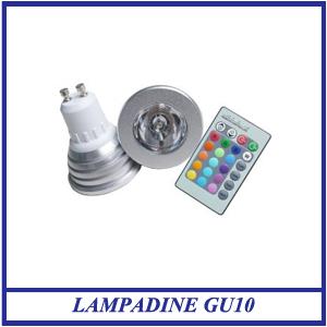 LAMPADINE GU10