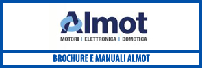 Brochure e Manuali Almot