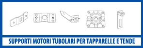 Supporti per Motori Tubolari
