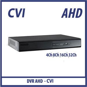 DVR AHD-CVI