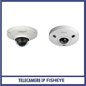 telecamera IP FISHEYE