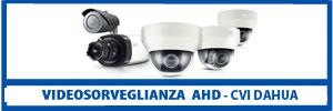 Videosorveglianza AHD-CVI