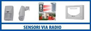 Sensori via Radio
