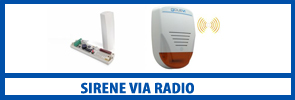 Sirene via Radio