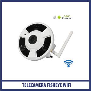 Telecamera Fisheye Wi-Fi