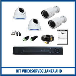 Kit Telecamera AHD