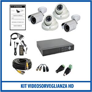 Kit Telecamera HD