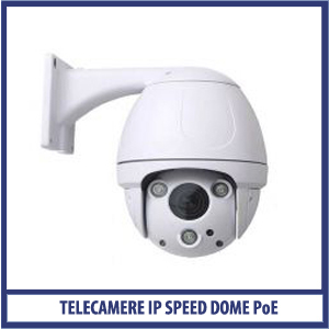Telecamera IP Speed Dome