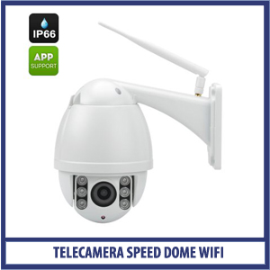 Telecamere Speed Dome IP WiFi- PoE