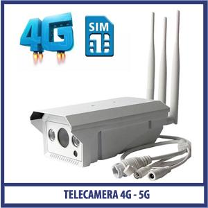 Telecamere 4G-5G