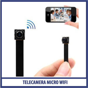 Telecamera Micro Wi-Fi