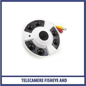Telecamera fisheye 360°