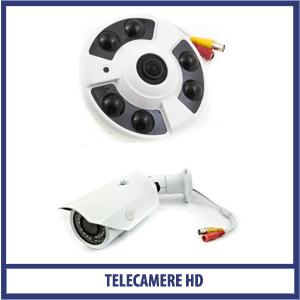 Telecamere HD