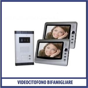 Videocitofono Bifamiliare
