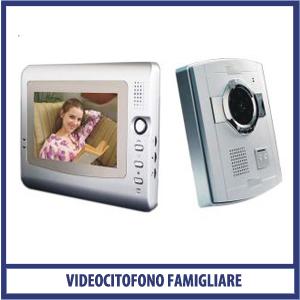 Videocitofoni Familiare